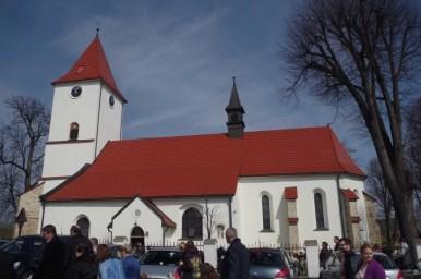 zabytkowy kościół świętego andrzeja w lipnicy murowanej