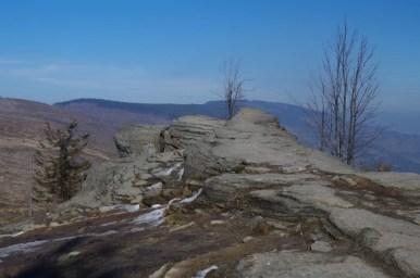 malinowska skała w beskidzie śląskim