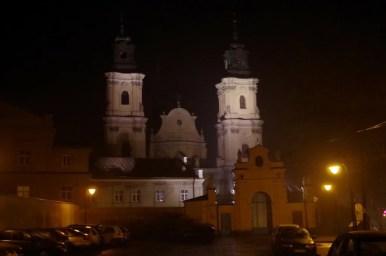 zespół klasztorny dominikanów w jarosławiu, sanktuarium matki bożej bolesnej