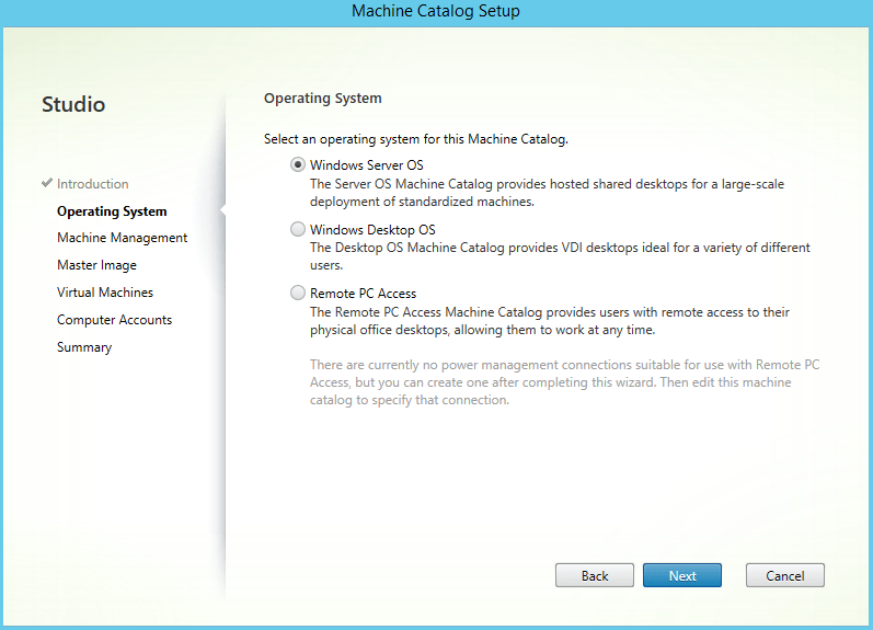 First Look: XenApp/XenDesktop 7.6 – Part 5 (Machine Catalogs creation) (4/6)