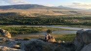 Uplisciche, widok na dolinę Mtkwari, fot. Paweł Wroński