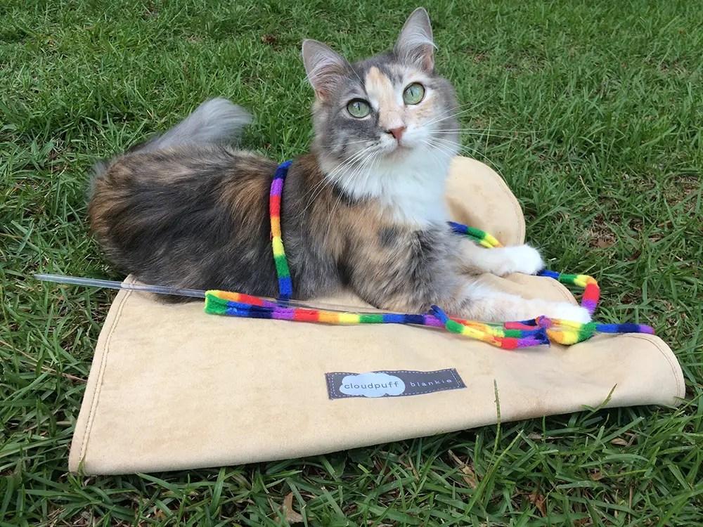 New Cat Lover Glitter White Cat w// Collar /& Bell Desk Pen Kitten Kitty Cats MIP