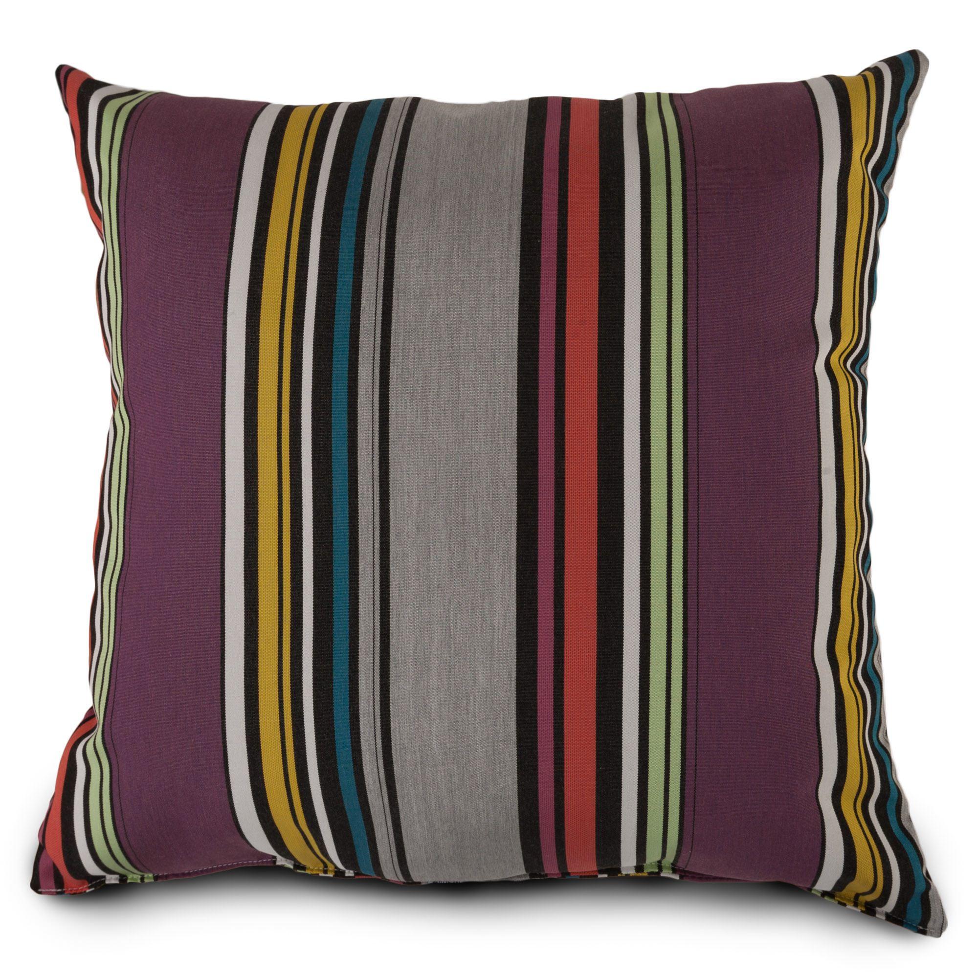 Icon Mystique Sunbrella Outdoor Pillow