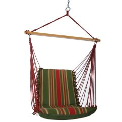 Single Person Hammock Chair Gravity Kohls Pawleys Garden Cushioned Porch Swing