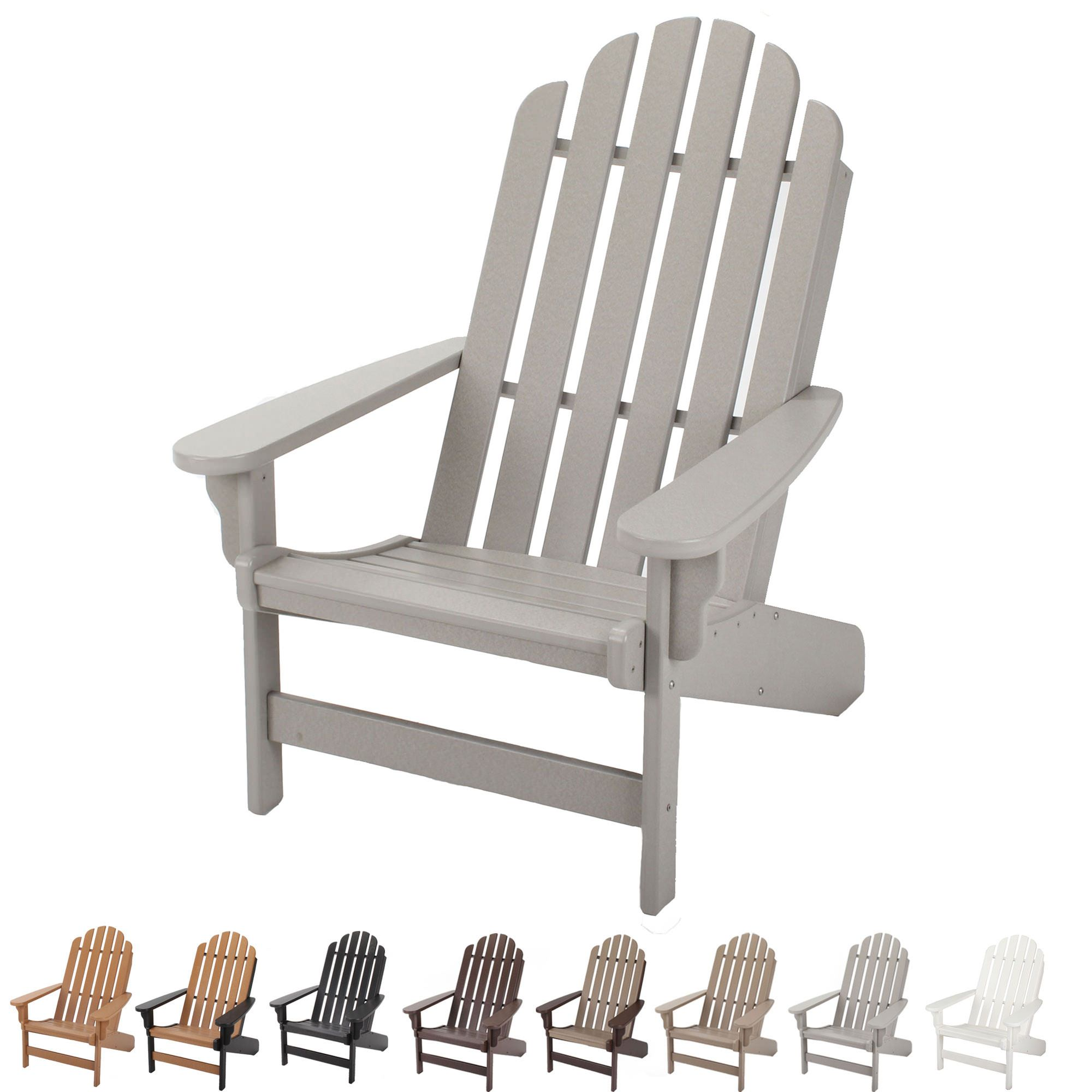 Lifetime Adirondack Chair Durawood Essential Adirondack Chair Pawleys Island