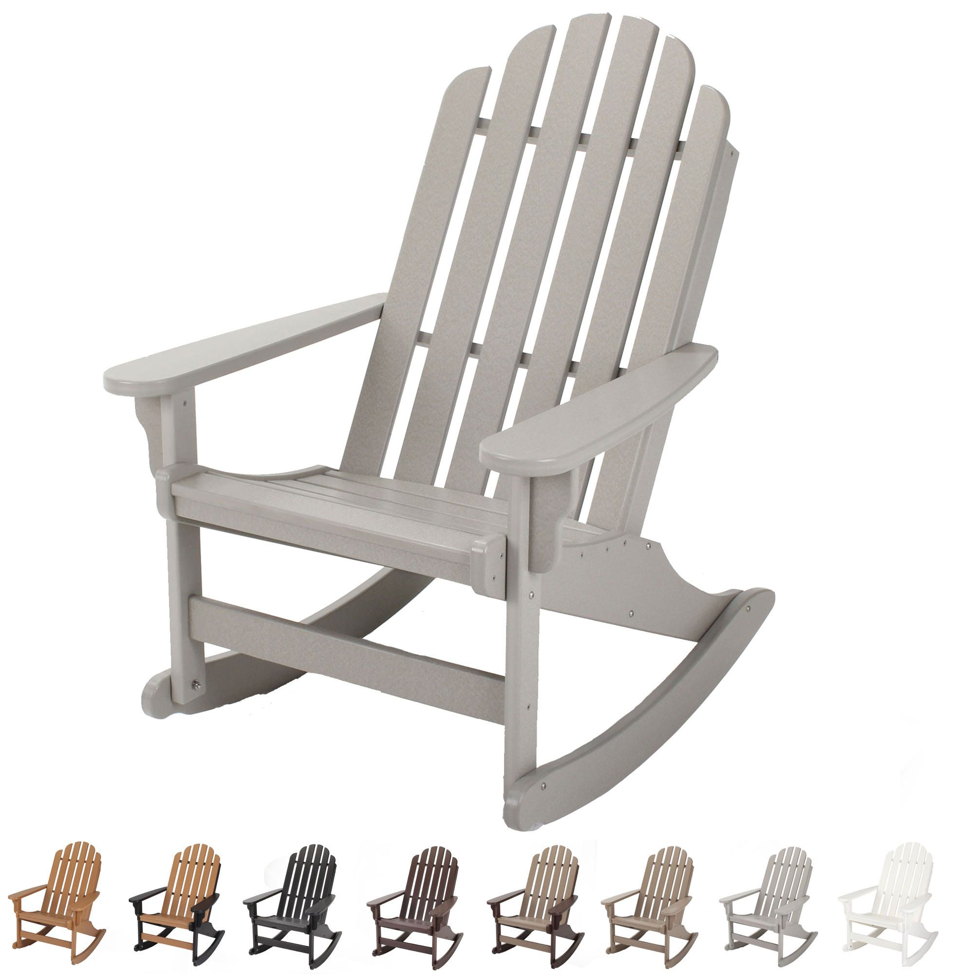Lifetime Adirondack Chair Durawood Essential Adirondack Rocker Pawleys Island