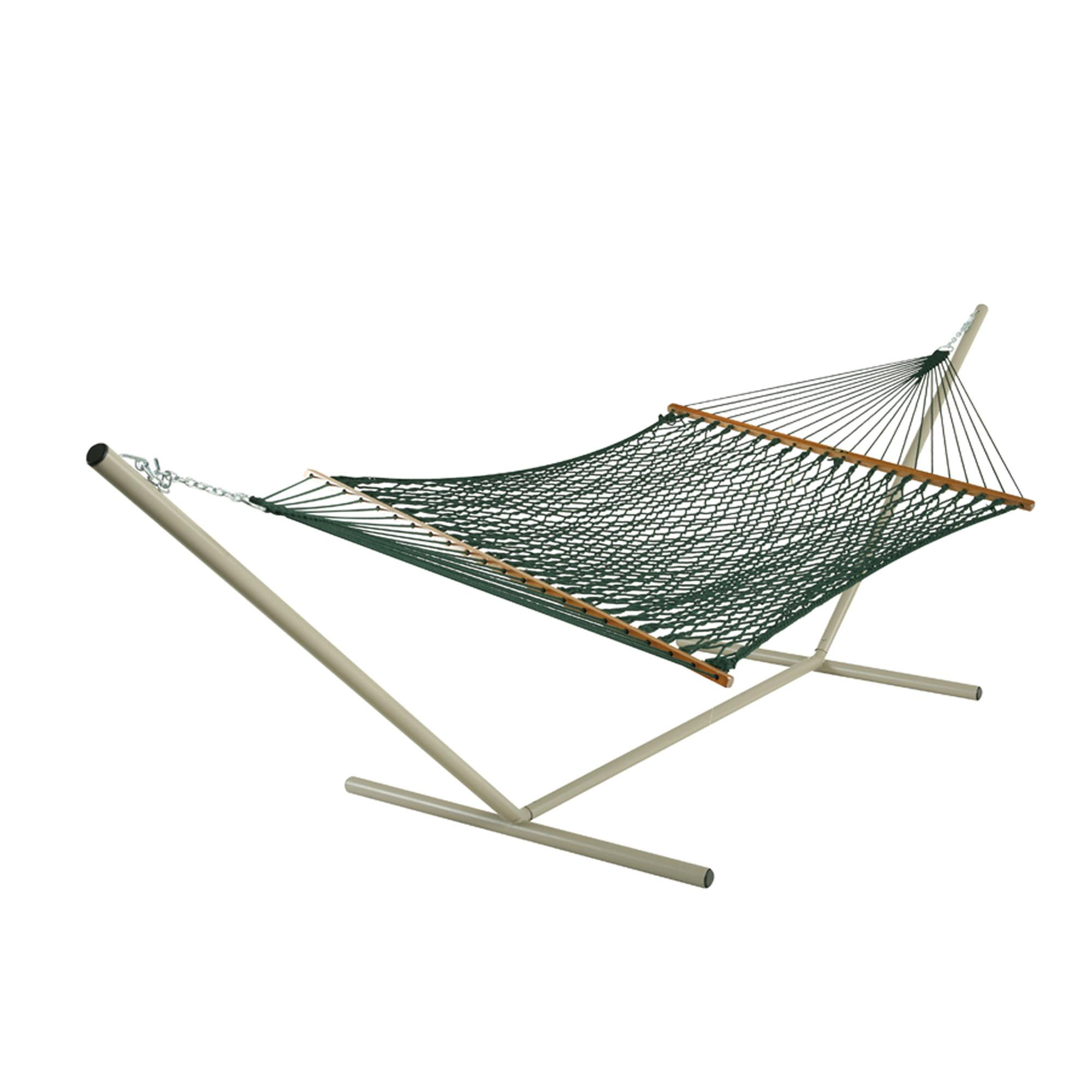 Green Large Original Duracord Rope Hammock