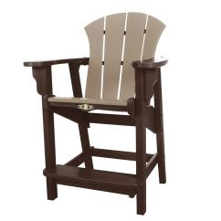 Counter Height Arm Chairs Wicker Uk Only Durawood Sunrise Chair Pawleys Island Hammocks