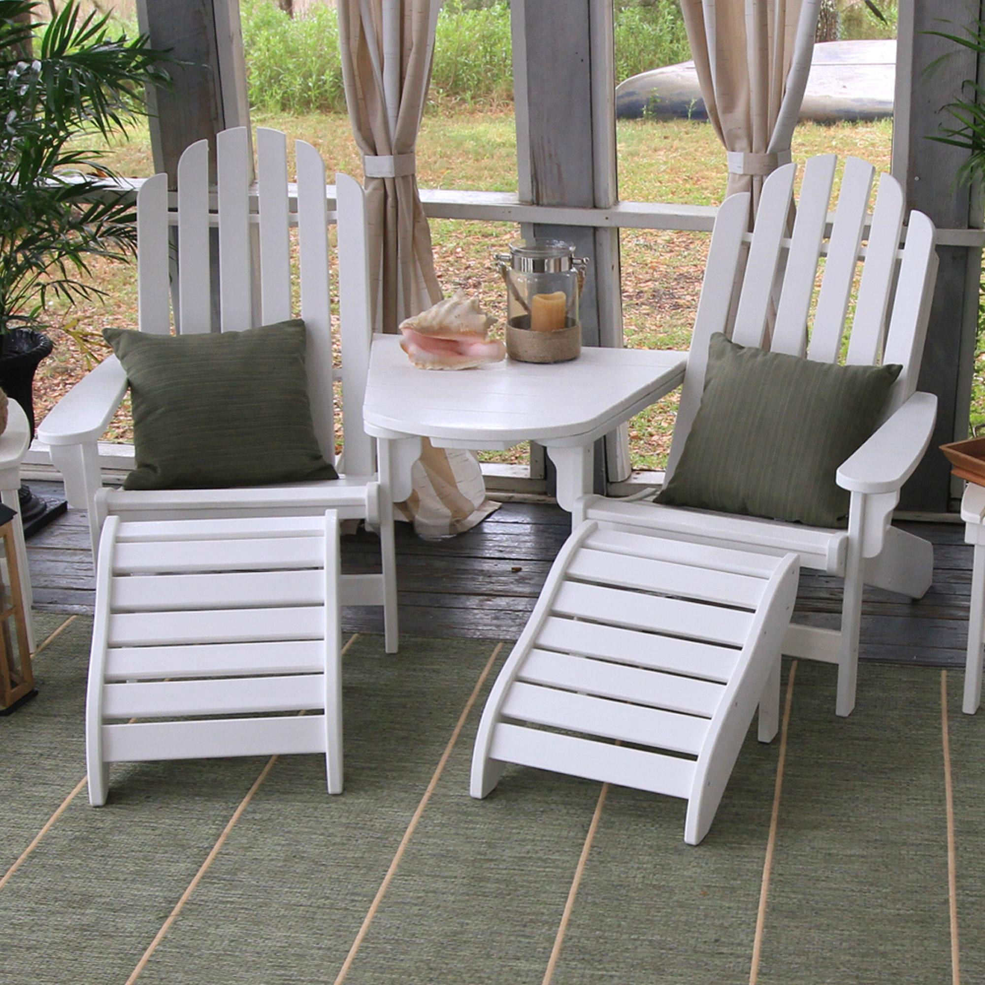 adirondack chairs on sale thermarest chair kit shop for a tete table