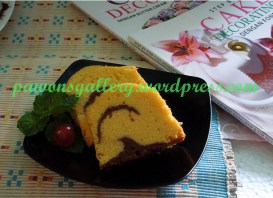 simple marmer cake