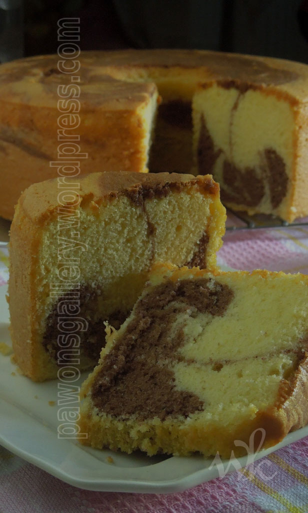 Resep Marmer Cake Pak Sahak : resep, marmer, sahak, Marmer, Sahak, Pawons, Gallery, Kuliner, Hobby