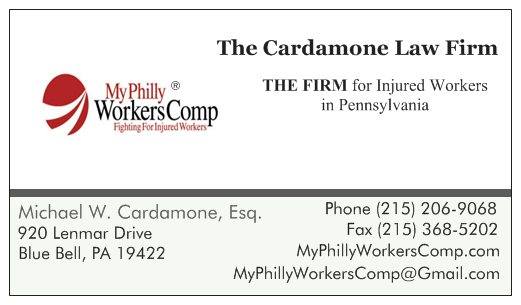 The Cardamone Law Firm Opens!