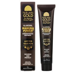 麥蘆卡蜂蜜高效修護霜,寵物黃金膏,寵物傷口藥膏,傷口處理