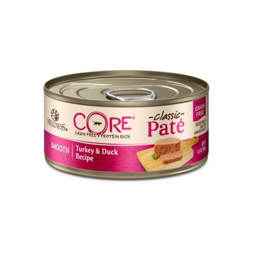 WELLNESS CORE 無穀物 火雞肉+鴨肉 貓罐頭