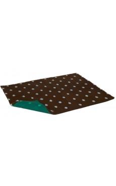 brown blue bet bed