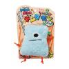 Petio磨牙怪獸狗玩具(藍色)