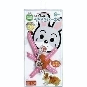 Marukan 溜兔繩 粉紅色