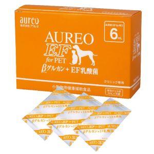 日本AUREO EF 黃金黑酵母 6ml x 30 袋