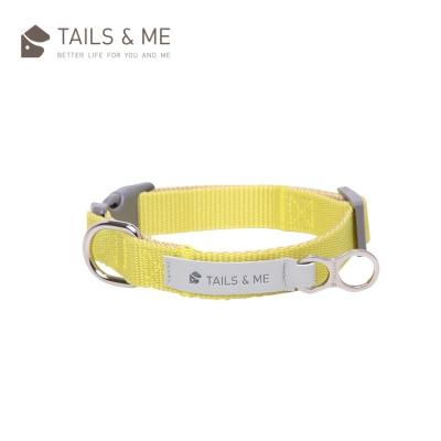 tails and me, classic nylon collar, 狗項圈