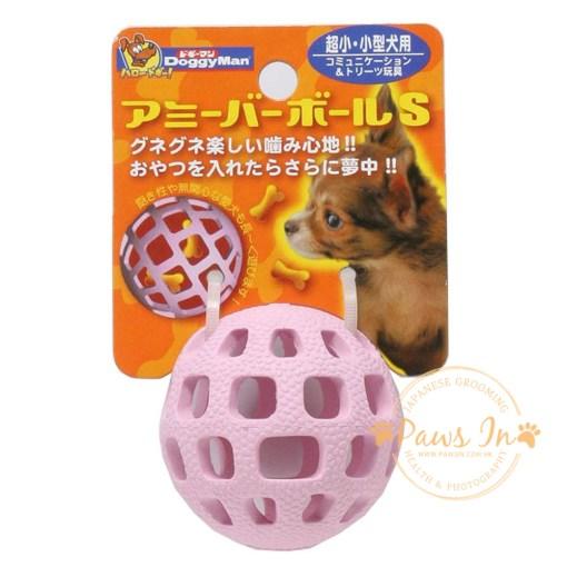 Doggyman 小型犬零食玩具球