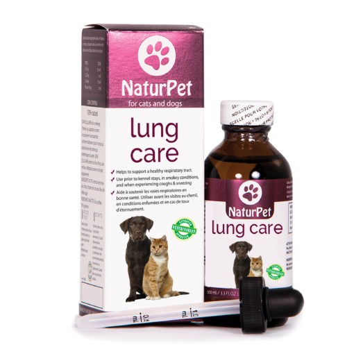 NaturPet Lung Care 肺部護理
