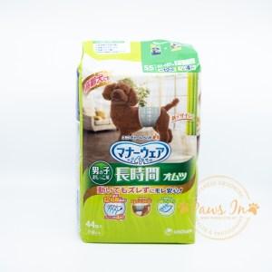 Unicharm 長時間用雄性高齡犬尿片 36枚S