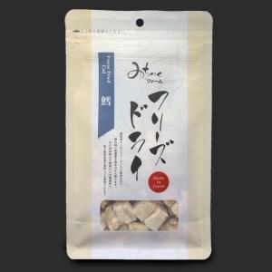 Michinoku Farm 凍乾鱈魚小食 50g