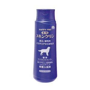 Happy Pro 藥用皮膚沖涼液 350ml (犬用)