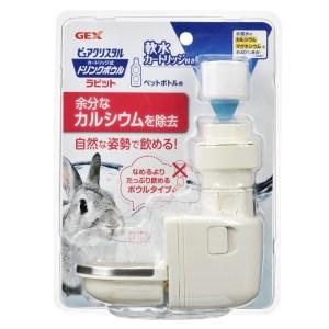 日本 GEX 兔用 濾水神器 (維持泌尿健康)