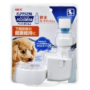 日本 GEX 犬用 濾水神器 (維持泌尿健康)