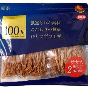 嚴選素材 100% 無添加雞肉乾 110gx2