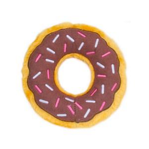 Zippy Paws 甜甜圈巧克力 狗玩具