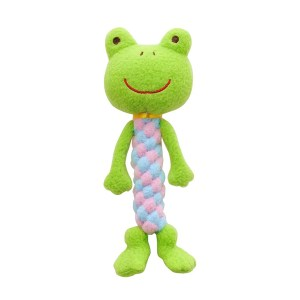 日本 Dental Animal 青蛙 潔齒玩具