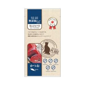 日本 Riverd Republic 無添加 貓用 鰹魚肉泥 13gx4
