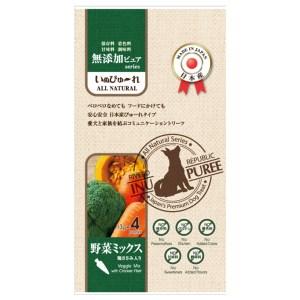 Riverd Republic Neco Puree 無添加 犬用肉泥 - 雞肉蔬菜 13gx4