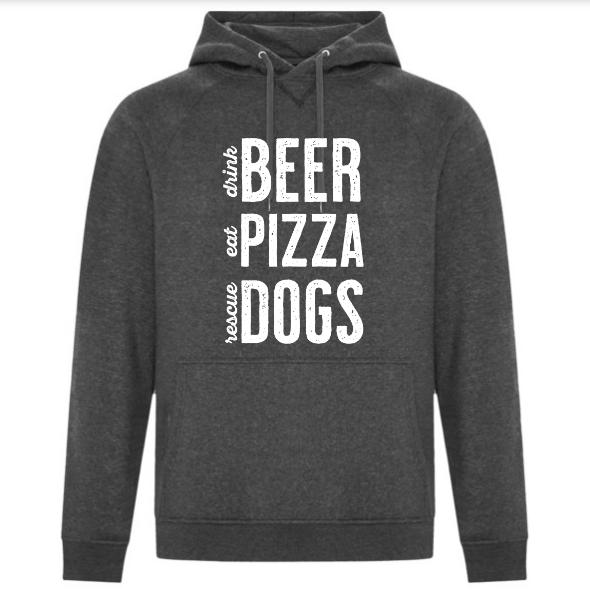DrinkBeerEatPizzaRescueDogs