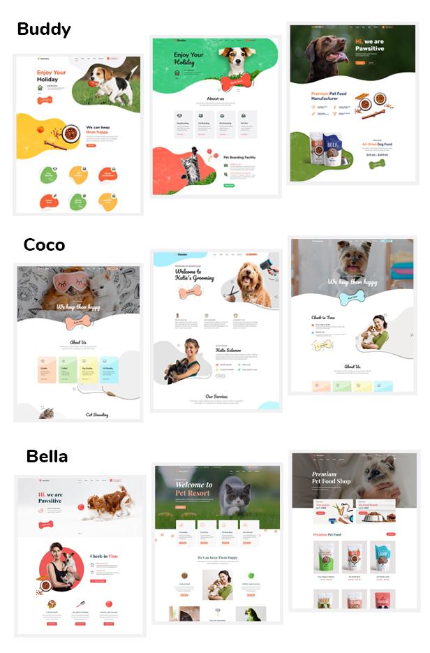 Pawsitive - Pet Care & Pet Shop - 3