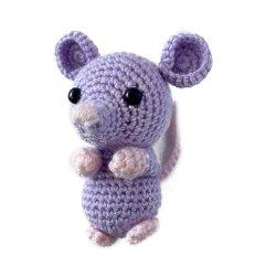 Lavendar Mouse