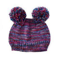 Raspberry Bear Hat