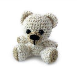 Gold Sparkle Bear