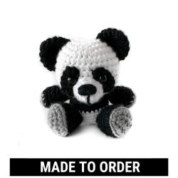MADE TO ORDER panda bear