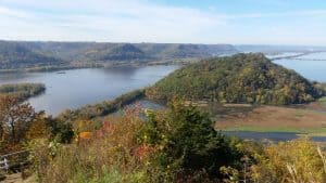 Fall at Perrot State Park