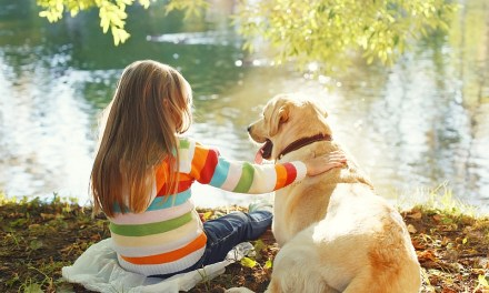 How Dogs Teach Kids To Share