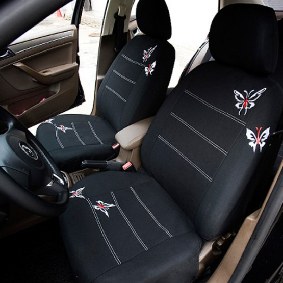 Butterfly Car Seat Covers 3