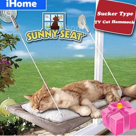 Cat Window Bed