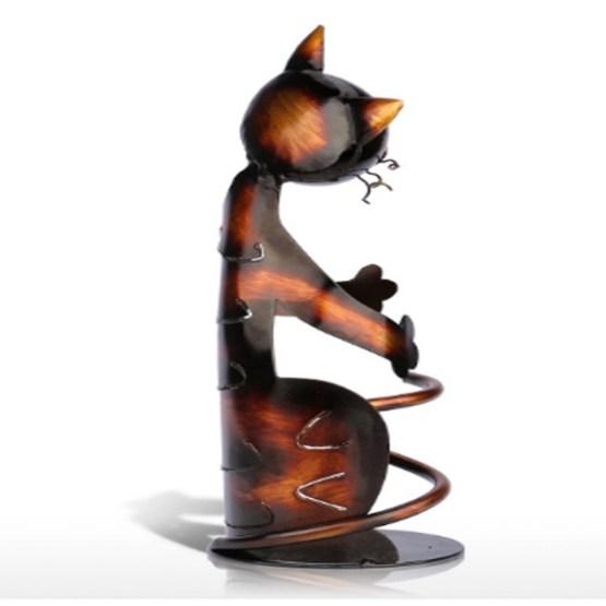 Cat Wine Bottle Holder 1