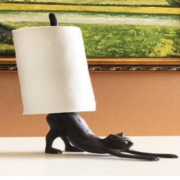 Cat Paper Holder