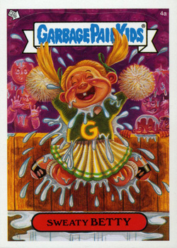 Garbage Pail Kids archive  ans3