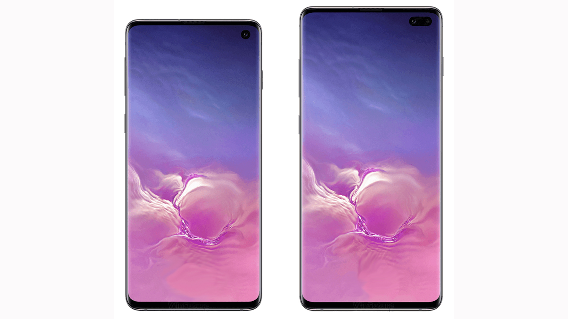 Samsung Galaxy S10 launch colors revealed