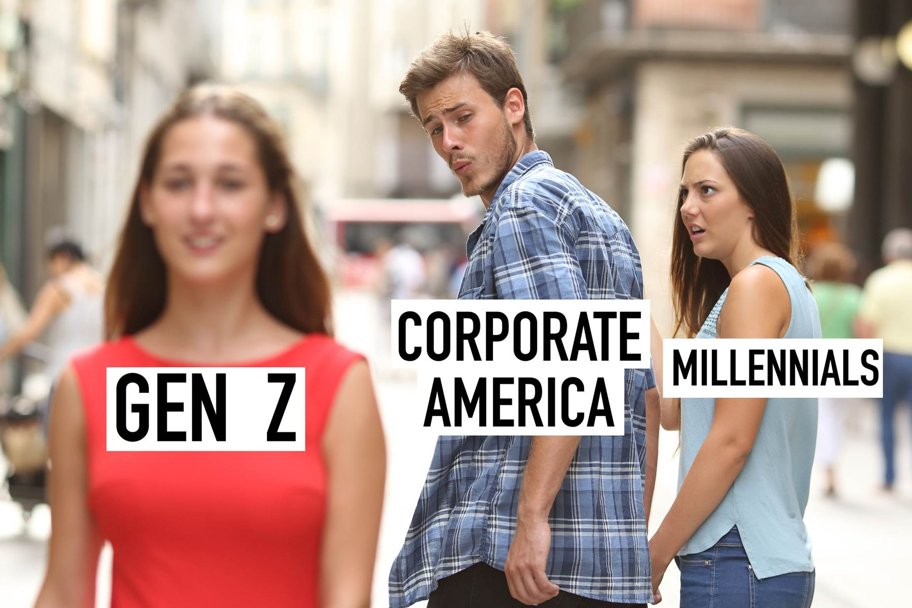 Corporate America Can't Afford to Ignore Gen Z